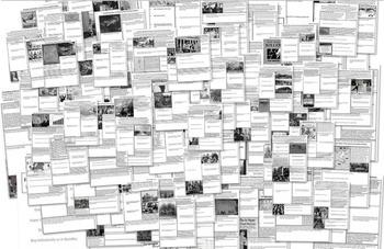 United States Complete Primary Source Analysis Bundled Set Civil War- Modern Day