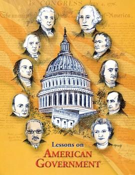 United States Constitution, AMERICAN GOVERNMENT LESSON 12 of 105, Activity+Quiz