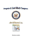 United States Constitution: Mock Congress: How A Bill Beco