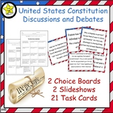 United States Constitution Projects and Reviews