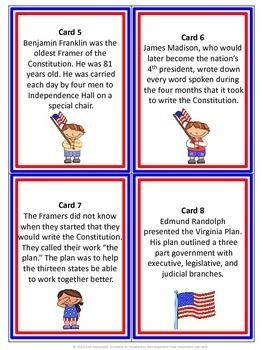 United States Constitution ... by Ann Fausnight | Teachers Pay ...