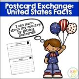 United States Fact Book Postcard Exchange