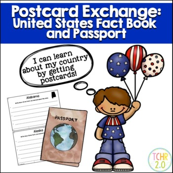 United States Fact Book and Passport