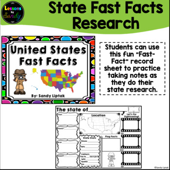 United States Fast Facts