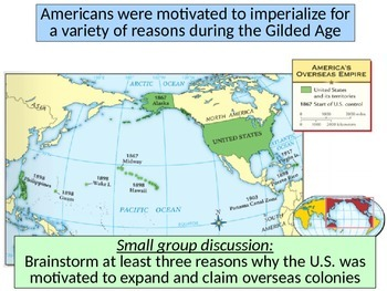 United States Foreign Policy and Imperialism PowerPoint
