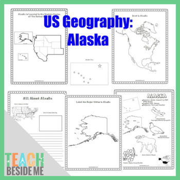 United States Geography: Alaska Lesson