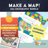 United States Geography | Distance Learning
