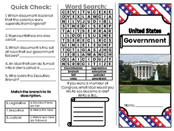 United States Government Brochure