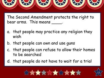 United States Government Test Prep