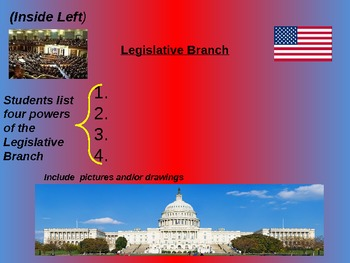 United States Government Brochure by Darren Rainwater   TpT