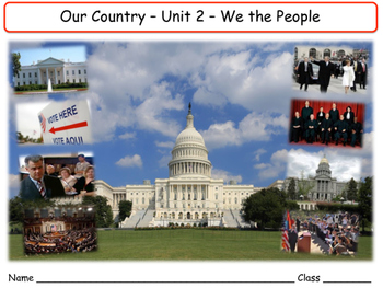 United States - Government & Civics - Unit 3 - How A Bill Becomes a Law