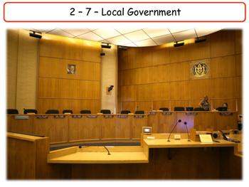 United States - Government & Civics - Unit 7 - Local Government