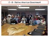 United States - Government & Civics - Native American Government