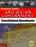 Everyone Learns United States Government: Constitutional A