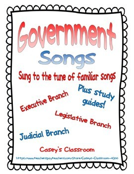 United States Government Song