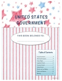 United States Government Student Note Taking Booklet