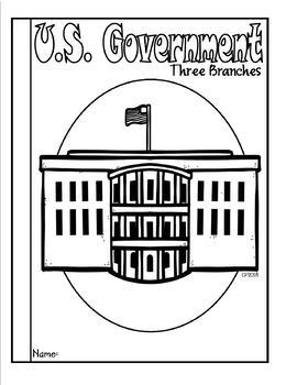 United States Government Tab Booklet