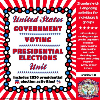 U.S. Government and Elections Resources Unit