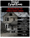 United States Haunted Road Trip Digital Escape Room