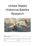 United States Historical Battles Research