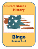 United States History - Famous Faces Bingo
