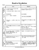 United States History Causes of the American Revolution Worksheet