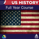 United States History Course | US History Course |  American History Course