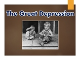 Great Depression Recovery PowerPoint Presentation (U.S. History)