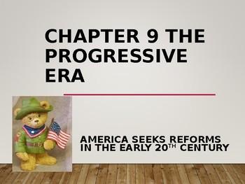 United States History Progressive Era EOC Powerpoint