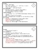 United States History Regents Review - Timeline Concept Cards