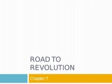 United States History: Road to the American Revolution