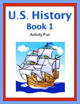 United States History Set 1 Activity Fun