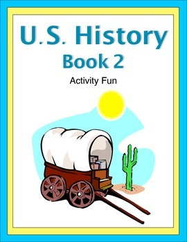 United States History Set 2 Activity Fun