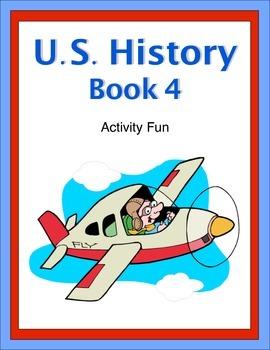 United States History Set 4 Activity Fun