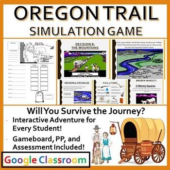 United States History Simulation Games (BUNDLE)