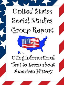 United States History Social Studies Group Project Great f