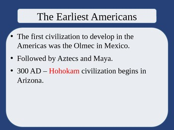 United States History - The American Vision - Complete PowerPoint