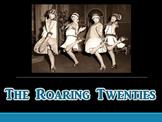 Roaring Twenties / Roaring 20s PowerPoint (United States History)