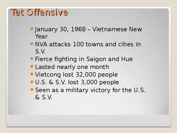 Vietnam PowerPoint Presentation (U.S. History)