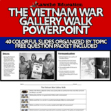 United States History Vietnam War Gallery Walk