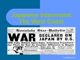 United States History: WWII Japanese Internment Camps