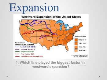 United States History - Western Expansion - Native Americans - Populism