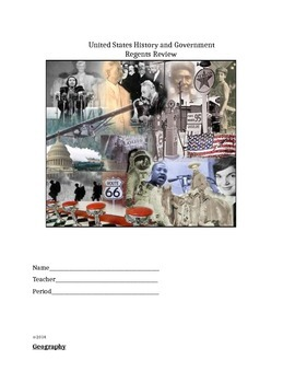 United States History and Government Regents Review Packet