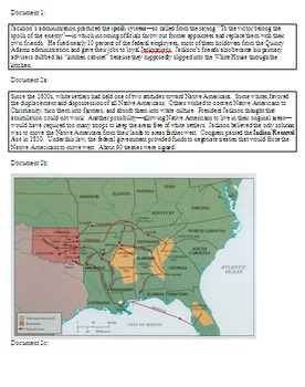 United States History in the Early 1800's