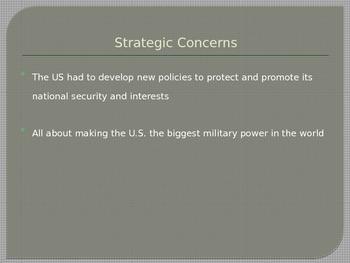 United States Imperialism PowerPoint Presentation