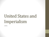 United States Imperialism PowerPoint