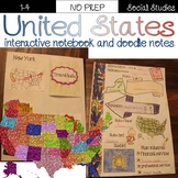 United States Interactive Notebook
