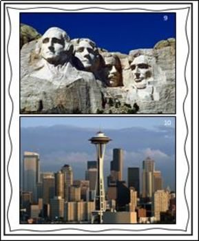 United States Landmarks: A Geo-Guessing Activity