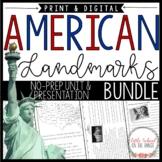 United States Landmarks BUNDLE