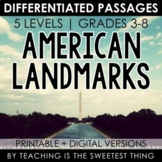 United States Landmarks: Passages